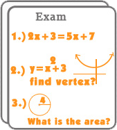 exam preparation for ACT SAT and GRE